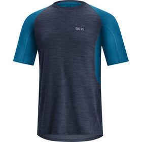 GORE WEAR R5 Shirt Heren, orbit blue/sphere blue